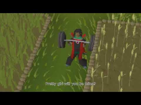 [OSRS RAP] RuneScape Girlfriend - Official Music Video
