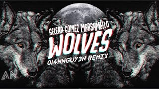 Selena Gomez, Marshmello - Wolves (014NNGUY3N Extended Remix)