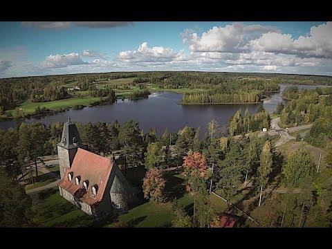 Suomen Kirkot osa 1 - Karkun Kirkko