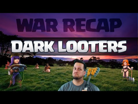 AWESOME AIR ATTACKS   WHF vs. Dark Looters - Arranged