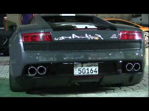 Amazing Supercars in kuwait - at Foil Art
