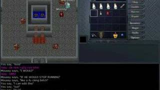 Mousey Vs Dragon Scorpio Odyssey Online