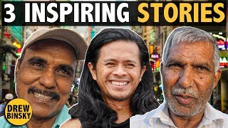3 INSPIRING STORIES (Pakistan, India, Philippines)