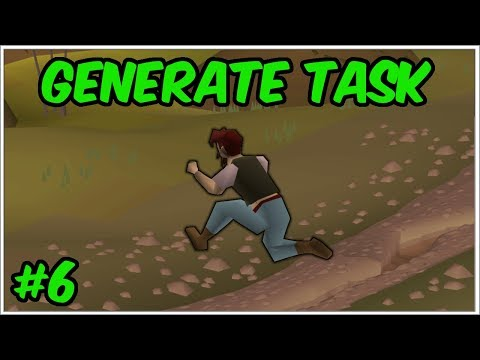 My spreadsheet is trying to kill me - GenerateTask #6