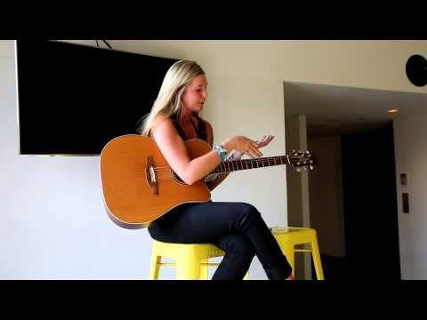 Jamie McDell - Carry Me & Danny's Song (Live at EMI Music HQ)