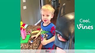 BatDad Vine compilation (w/ Titles) Funny Bat Dad Vines 2017