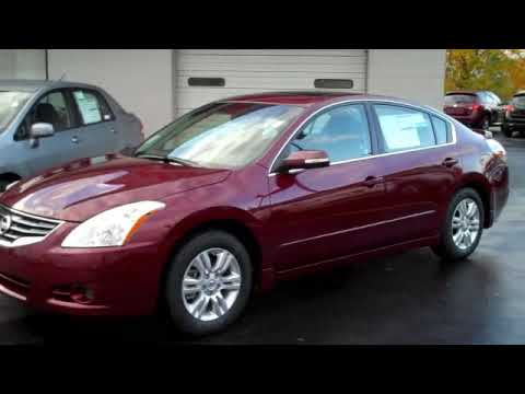 Superior 2010 Nissan Altima 2.5SL With Tech, NAVi Package, Plays DVDs, IPhone    YouTube