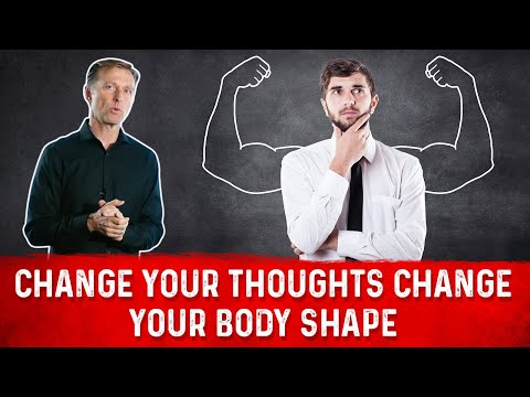 Change Your Thoughts Change Your Body Shape