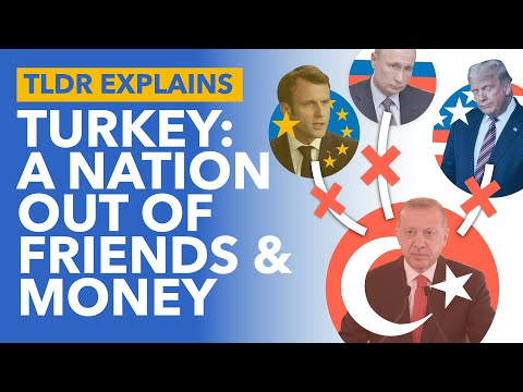 How Turkey Ran Out of Friends and Money: How Erdoğan has Fundamentally Changed Turkey - TLDR News