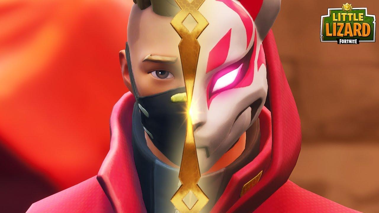 how drift got his mask in fortnite new season 5 unlock fortnite short film - fortnite drift mask buy