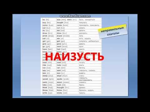 Английский язык 3 класс Урок 2. Прошедшее время Past Simple