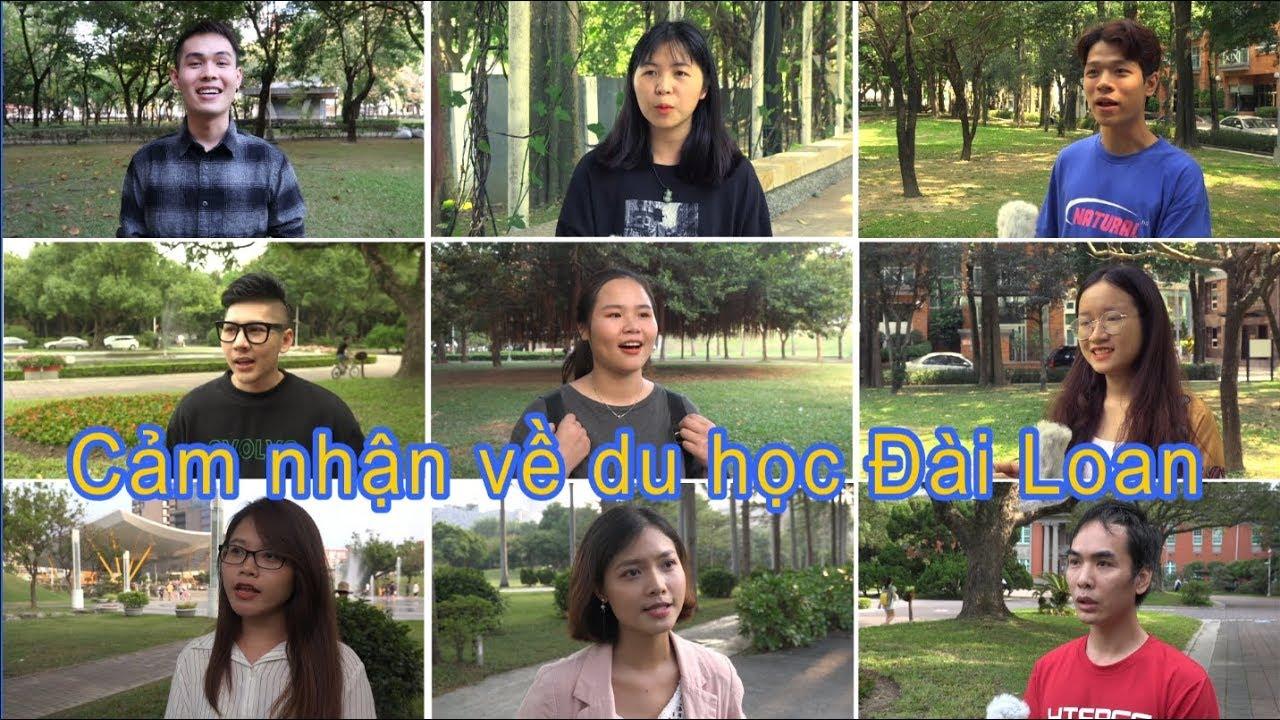 Du học Đài Loan nên hay không?在台灣念書的感受?