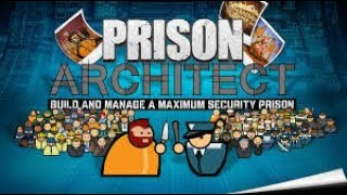 Prison Mission Impossible -Escaping From a Concentration Camp- Prison Architect