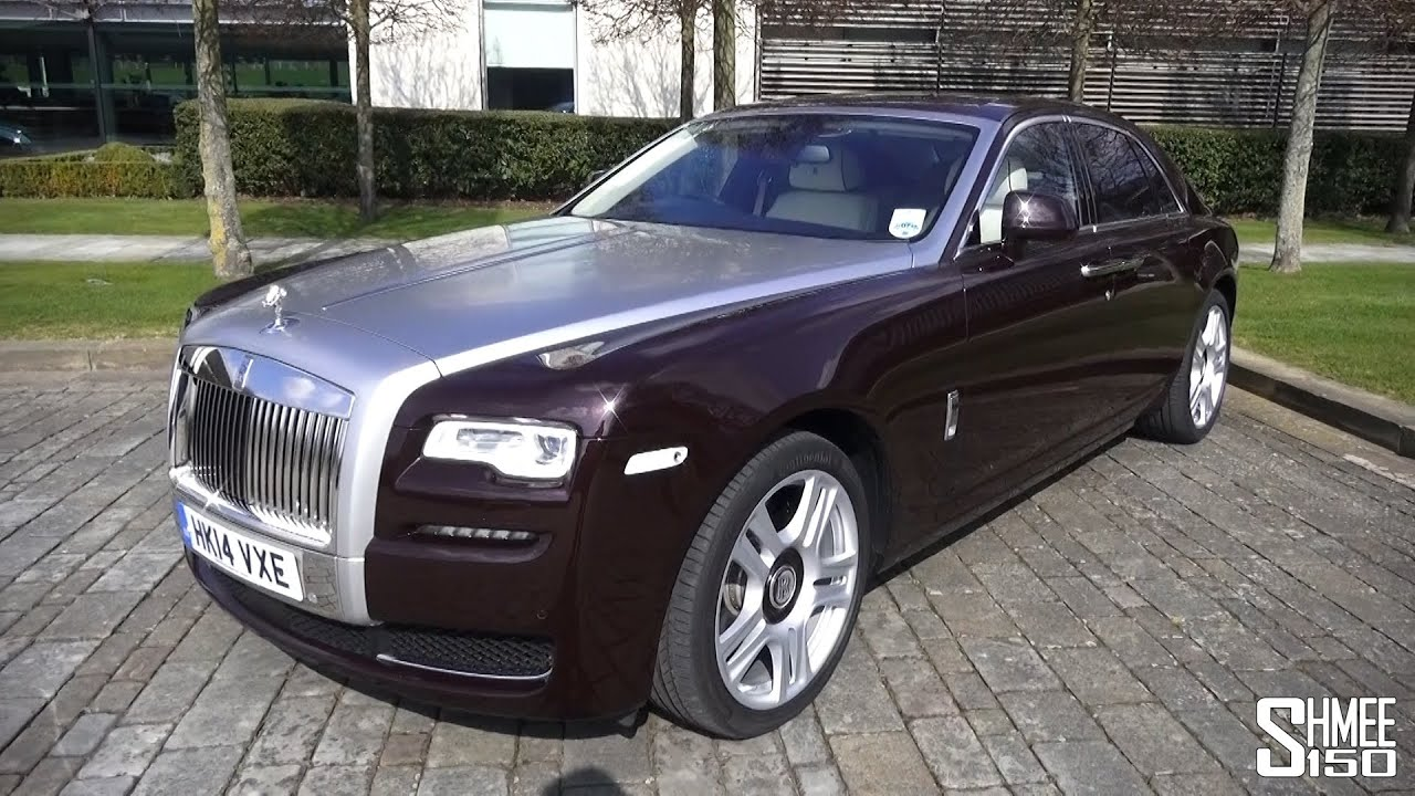 Category Rolls Royce 2 >> Rolls Royce Ghost Series Ii Detailed Walkaround Youtube