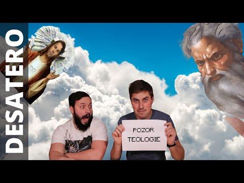 Desatero 02 - Nezobrazíš si Boha