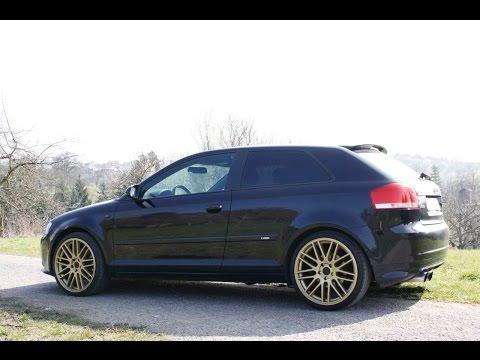 Audi A3 8P 2.0 TFSI SOUND! Knödler Racing HD