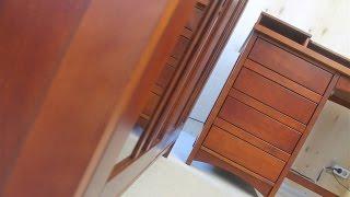 Домашний кабинет в скандинавском стиле, фото отчет построения из мастерских Marko Studio