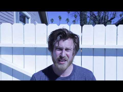 Hollywood Actor Noah Segan Getting Beaned