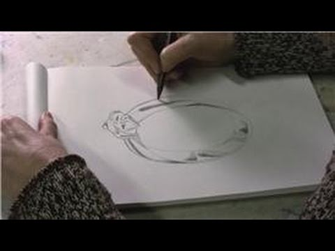 Drawing Lessons How To Draw A Diamond Engagement Ring Youtube