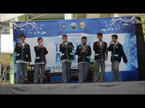Gradasi - pematang Cover by Ilmy Voice