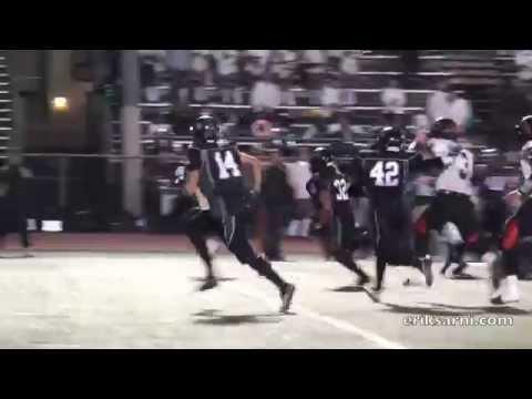 James Shaw III  - South Gate Rams Football  2013