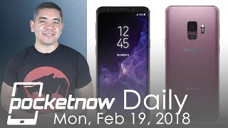 Samsung Galaxy S9 comprehensive details, LG G7 Judy & more - Pocketnow Daily