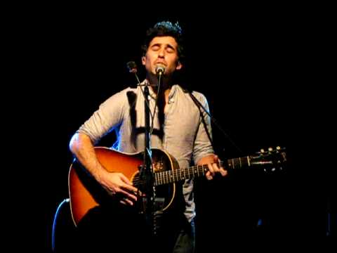 Joshua Radin - Closer Live @ Berlin Postbahnhof