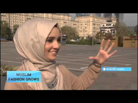 Muslim Fashion Grows in Russia: Blogger launches clothing li