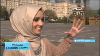 muslim fashion grows in russia blogger launches clothing line for islam female followers in moscow
