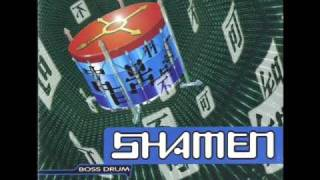 "The Shamen - Fatman - from the ""Boss Drum"" album."