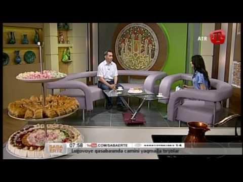 16 İyün (bozarğan) 2014 Saba Erte ATR-de Timur Kurşutov Qırımtatarca - 16/06/14 Crimean Tatar TV