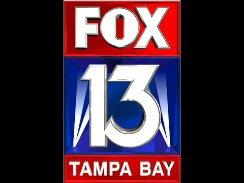 WTVT FOX 13 - The 10:00 O'Clock News Open (12-7-2017)