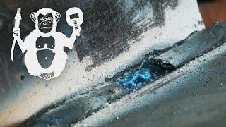 Территория сварки - сварка таврового соединения электродом(Покажем как правильно варить тавровые соединения, расскажем об ошибках, которые совершают начинающие свар..., 2016-03-07T12:00:02.000Z)