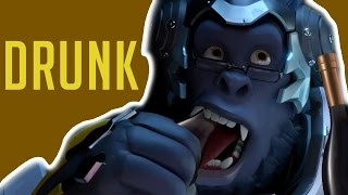 DRUNK OVERWATCH - Let