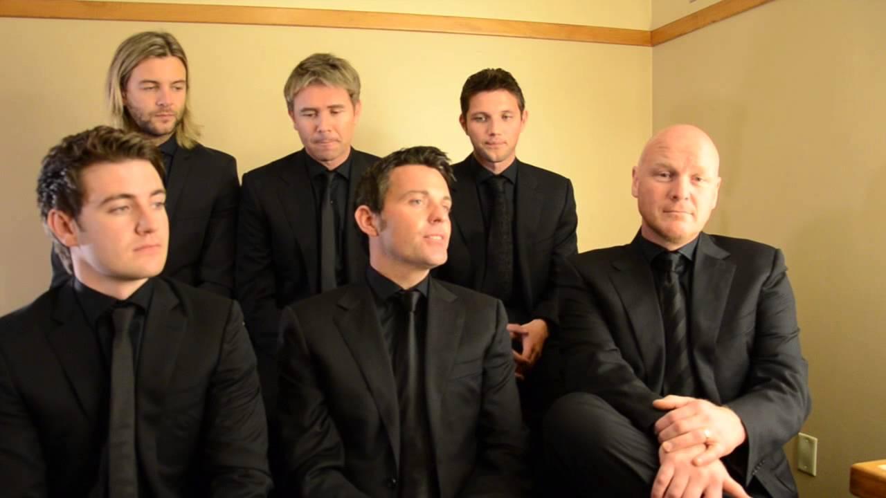 Celtic Thunder - 'Christmas Voices' - YouTube