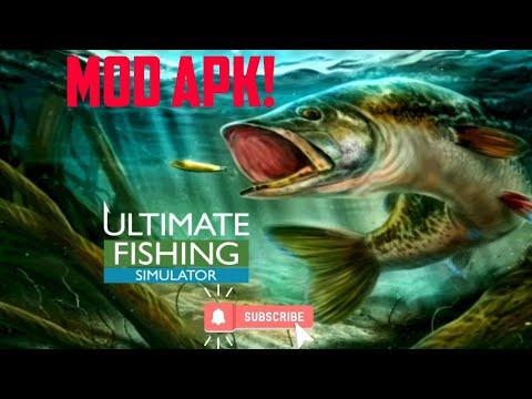Ultimate Fishing Simulator Mod Apk!!! Link In Description.