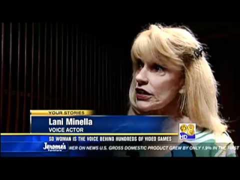 Lani Minella - Videogame Voices
