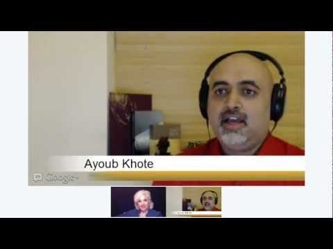 An Interview with Ayoub Khote