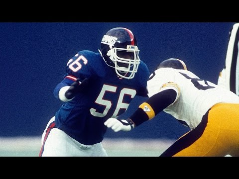 Lawrence Taylor (LB, New York Giants) Career Highlights | NFL