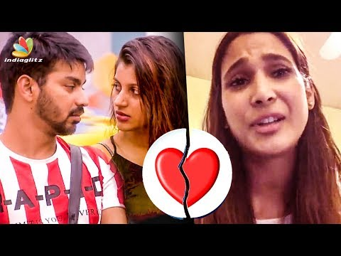 HOT : Mahats Girlfriend Breaks up with him | Yaashika, Prachi Mishra | Bigg Boss Tamil