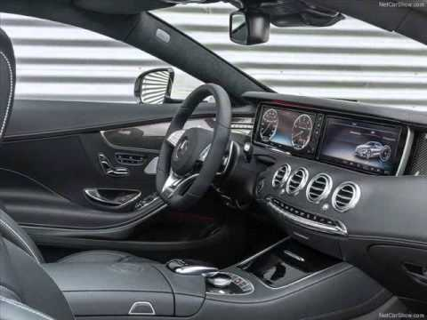 All New 2015 MercedesBenz S63 AMG Coupe White  YouTube