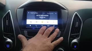 Hyundai IX35 - Central Pioneer CarPlay e Android Auto - ArtsomAuto