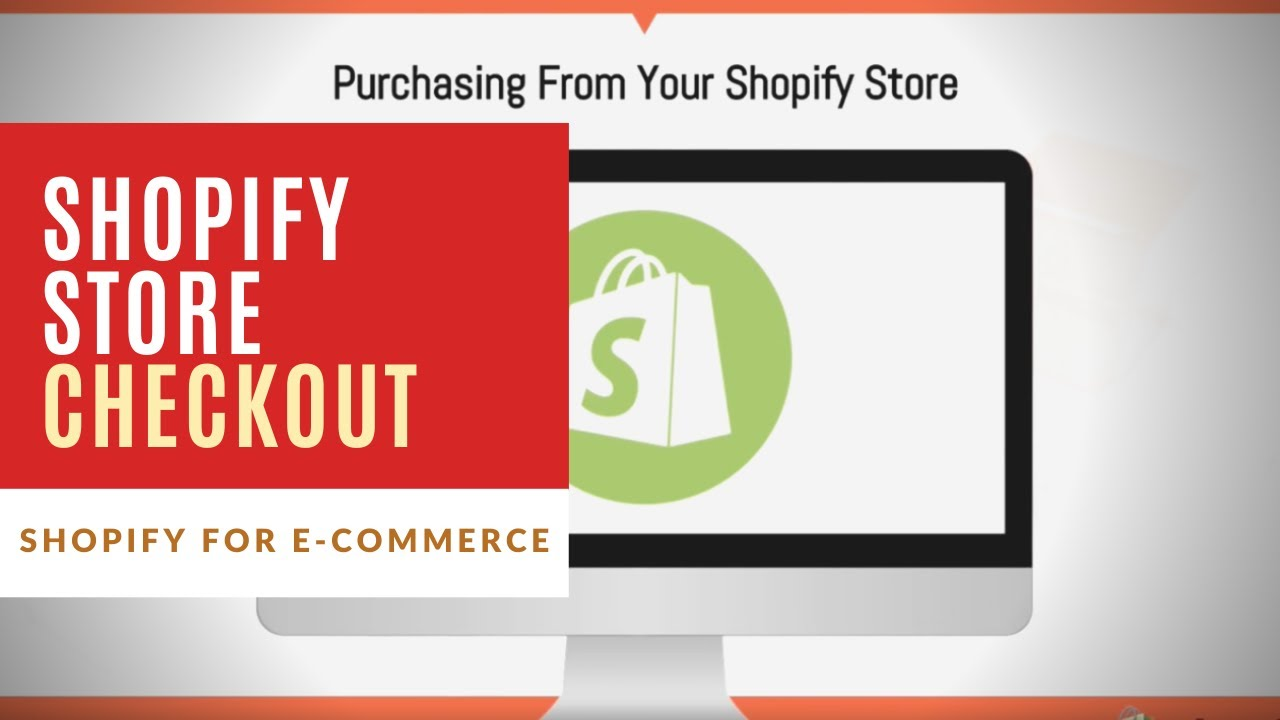 Shopify Store Checkout Process | Shopify Tutorial