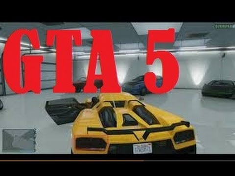 gta 5 comment avoir les plus belles voitures ferrari. Black Bedroom Furniture Sets. Home Design Ideas