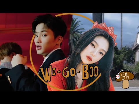 MASHUP #39: We Go Boo! - NCT Dream & Red Velvet (KPOP Mashup)
