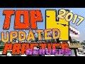 TOP 4 US MINECRAFT PRACTICE SERVERS! (2017) [1.7.10] {March!}