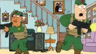 "epic family guy clip ""flea exterminator's"""