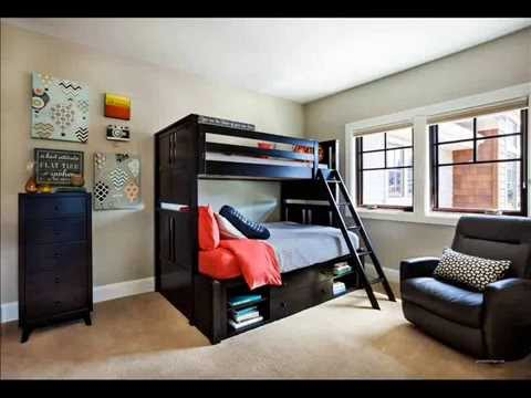 kids room color black boys bedroom design - Black Boys Bedroom Designs