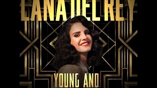 Lana Del Rey: Young and beautiful - Musicbox Cover