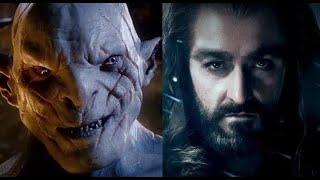 AZOG* & Thorin- Bad Blood- The Hobbit